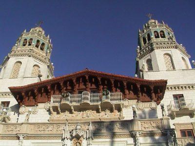 Замок Херста. Санта Барбара. Солванг